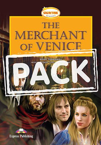 ELT SR 5: THE MERCHANT OF VENICE (+ CD PUPIL + DVD PAL)