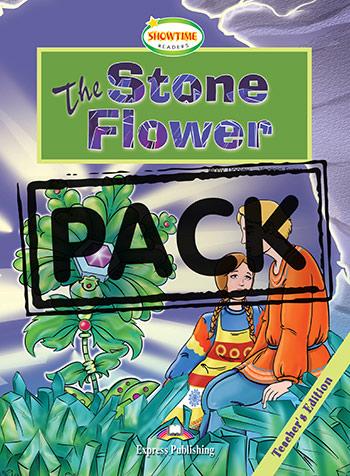 ELT SR 3: THE STONE FLOWER TCHRS (+ CD + DVD-ROM)
