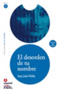LECTURAS GRADUADAS 3: EL DESORDEN NOMBRE (+ CD)
