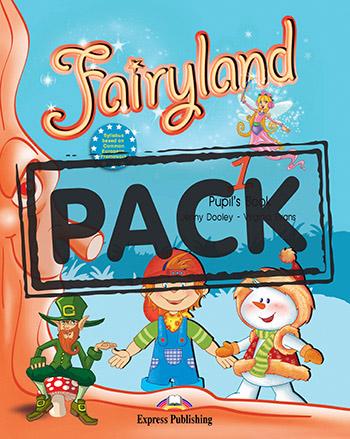 FAIRYLAND 1 POWER PACK (+ IEBOOK)