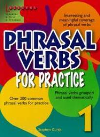 PHRASAL VERBS FOR PRACTICE 1 PB