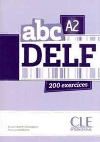 ABC DELF A2 (+ CD + CORRIGES) + TRANSCRIPTIONS