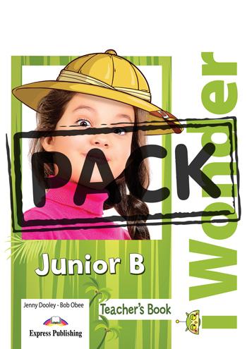 iWONDER JUNIOR B TEACHER'S BOOK  PACK