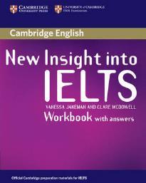 NEW INSIGHT INTO IELTS WORKBOOK W/A