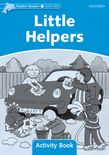 ODR 1: LITTLE HELPERS ACTIVITY BOOK N/E N/E