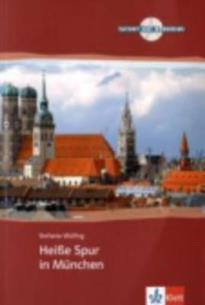 TORT DAF HRKR : HEISSE SPUR IN MUENCHEN B1 (+ AUDIO CD)
