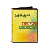 CPE SPEAKING & LISTENING CD CLASS (4) 2013 N/E
