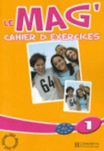 LE MAG 1 A1 CAHIER