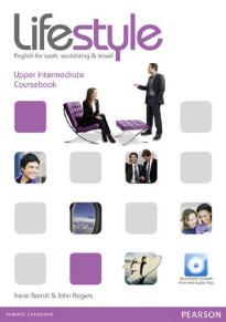 LIFESTYLE UPPER-INTERMEDIATE STUDENT'S BOOK (+ CD-ROM)