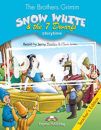 SRTM 1: SNOW WHITE & THE SEVEN DWARVES TEACHER'S BOOK  (+ Cross-platform Application)