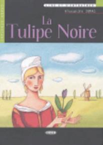 LES 1: LA TULIPE NOIRE (+ CD)