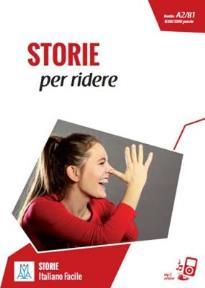 IFA : STORIE PER RIDERE A2 + B1 (+ ONLINE AUDIO)