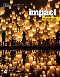 IMPACT 4 WORKBOOK - AMER. ED.