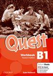 QUEST B1 TEACHER'S BOOK  WORKBOOK (OVERPRINTED)