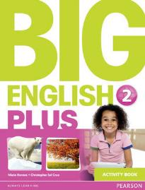 BIG ENGLISH PLUS 2 WORKBOOK - BRE