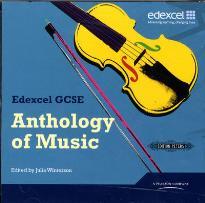 EDEXCEL GCSE MUSIC ANTHOLOGIE CD
