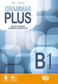 GRAMMAR PLUS B1 STUDENT'S BOOK (+ CD)