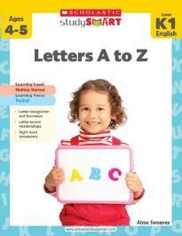 STUDY SMART : LETTERS A TO Z (K1) PB
