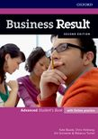 BUSINESS RESULT ADVANCED STUDENT'S BOOK (+ ONLINE PRACTICE) 2ND ED