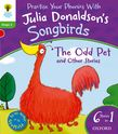 OXFORD READING TREE SONGBIRDS THE ODD PET AND OTHER STORIES (STAGE 2) PB