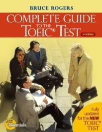 COMPLETE GUIDE TO THE TOIEC TEST SELF STUDY PACK (+ KEY + CD) 3RD ED
