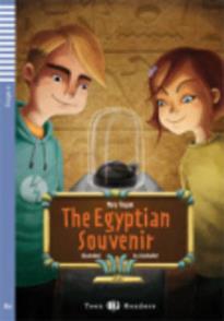 TEEN ELI READERS 2: THE EGYPTIAN SOUVENIR (+ CD)