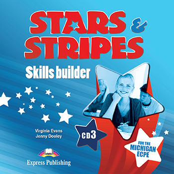 STARS & STRIPES MICHIGAN ECPE CD SKILLS BUILDER 3 2013 FORMAT