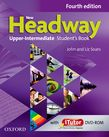 NEW HEADWAY UPPER-INTERMEDIATE STUDENT'S BOOK (+ iTUTOR) 4TH ED