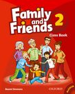 FAMILY AND FRIENDS 2 STUDENT'S BOOK (+ MULTI-ROM)