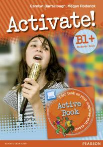 ACTIVATE B1+ STUDENT'S BOOK (+ ACTIVE BOOK)