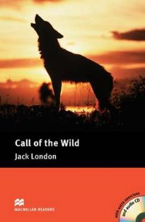MACM.READERS 4: THE CALL OF THE WILD (+ CD)