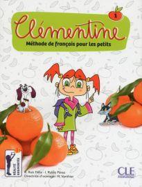 CLEMENTINE 1 METHODE (+ DVD)