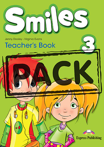 SMILES 3 TEACHER'S BOOK  WITH POSTERS