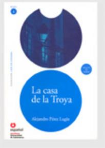 LECTURAS GRADUADAS 3: LE CASA DE TROYA (+ CD)