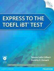 EXPRESS TO THE TOEFL IBT TEST W/A (+ MP3 +& I-TESTS)