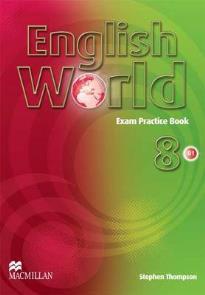 ENGLISH WORLD 8 EXAM PRACTICE BOOK