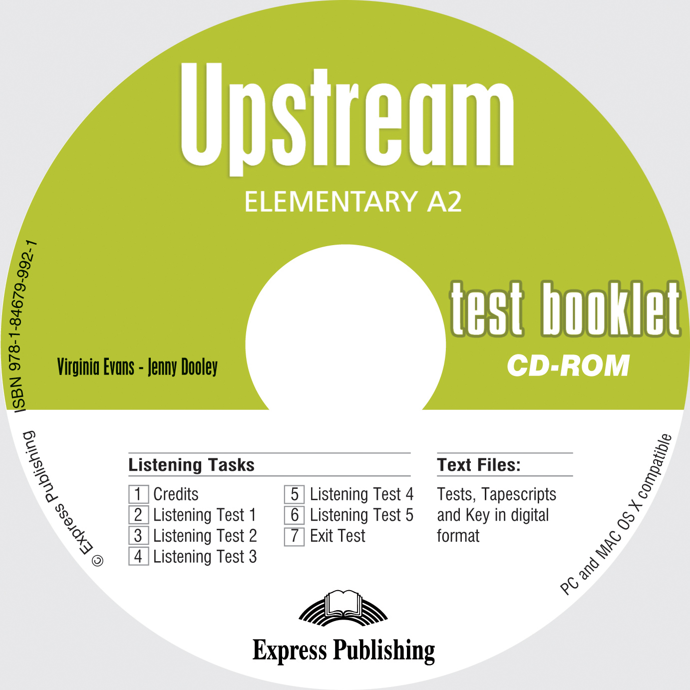 UPSTREAM A2 ELEMENTARY CD-ROM TEST (1)