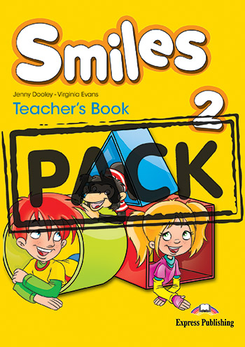 SMILES 2 TEACHER'S BOOK  WITH POSTERS