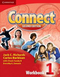 CONNECT 1 WORKBOOK 2ND ED