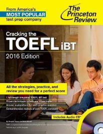 CRACKING THE TOEFL IBT 2016 EDITION