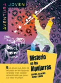 AVENTURA JOVEN : MISTERIO EN LAS ALPUJARRAS (+ CD)