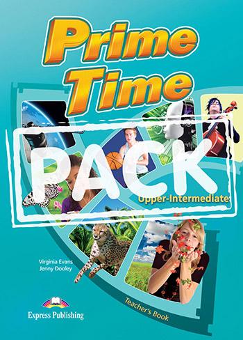 PRIME TIME UPPER-INTERMEDIATE POWER PACK 2 (+ ECCE PRACTICE TESTS 1 + IEBOOK)