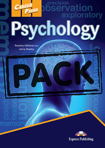 CAREER PATHS PSYCHOLOGY STUDENT'S BOOK (+ DIGIBOOKS APP)