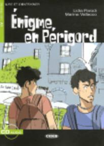 LES 1: ÉNIGME EN PÉRIGORD (+ CD)