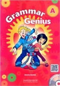GRAMMAR GENIUS A STUDENT'S BOOK (+ CD)
