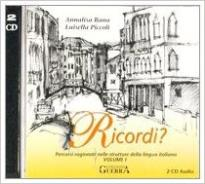 RICORDI? 1 CHIAVI (+ CD)