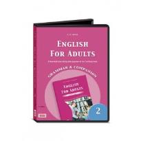 ENGLISH FOR ADULTS 2 GRAMMAR & COMPANION CDS(3)