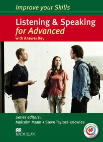 IMPROVE YOUR SKILLS FOR ADVANCED LISTENING & SPEAKING STUDENT'S BOOK WITH KEY (+ MPO PACK)