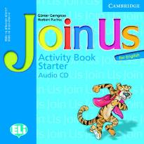 JOIN US FOR ENGLISH STARTER CD WORKBOOK (1)