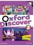 OXFORD DISCOVER 5 WORKBOOK (+ONLINE PRACTICE)